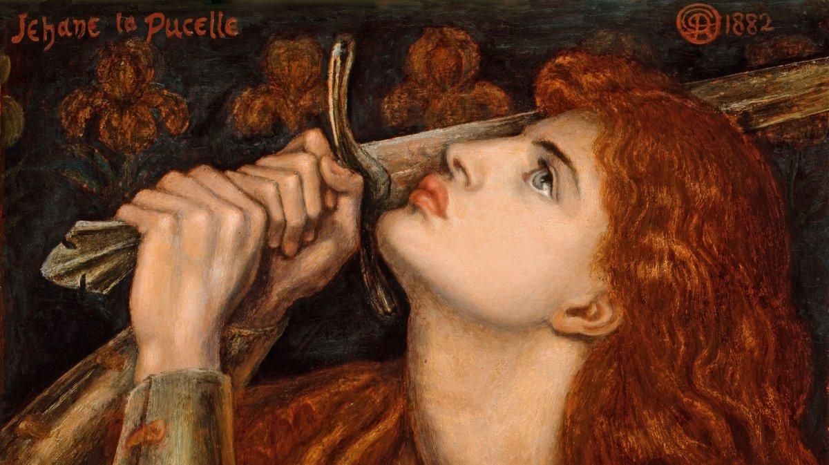 Juana de Arco: La niña que escuchaba voces