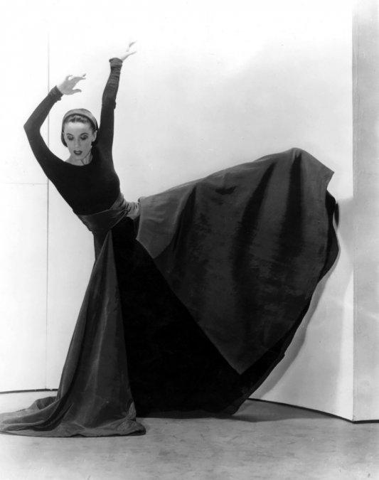 Martha Graham: la bailarina moderna norteamericana sine qua non