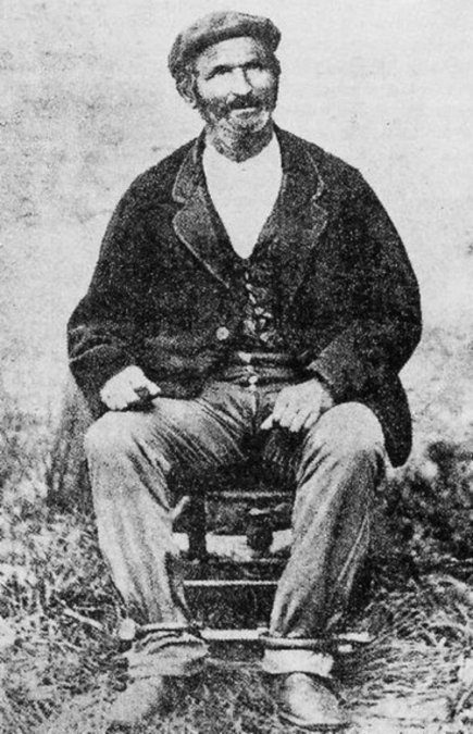 Juan Díazde Garayo, el destripador español