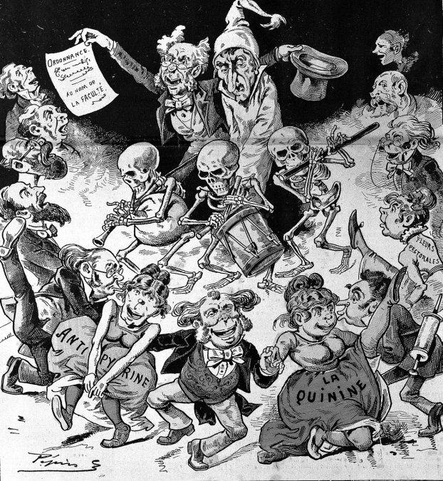 La gripe rusa, primera pandemia del mundo moderno