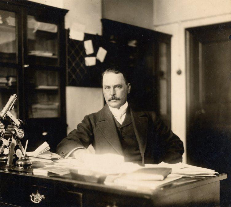 Ronald Ross (1857-1932)