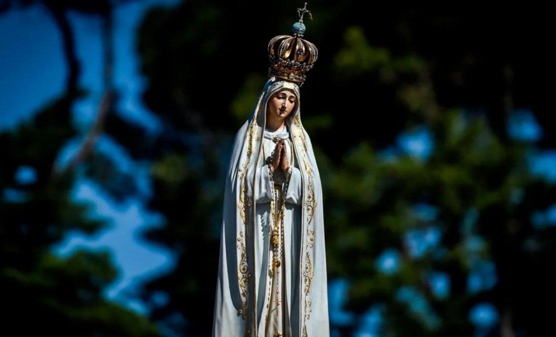 Los pastorcitos de Fátima, la Virgen y la gripe española