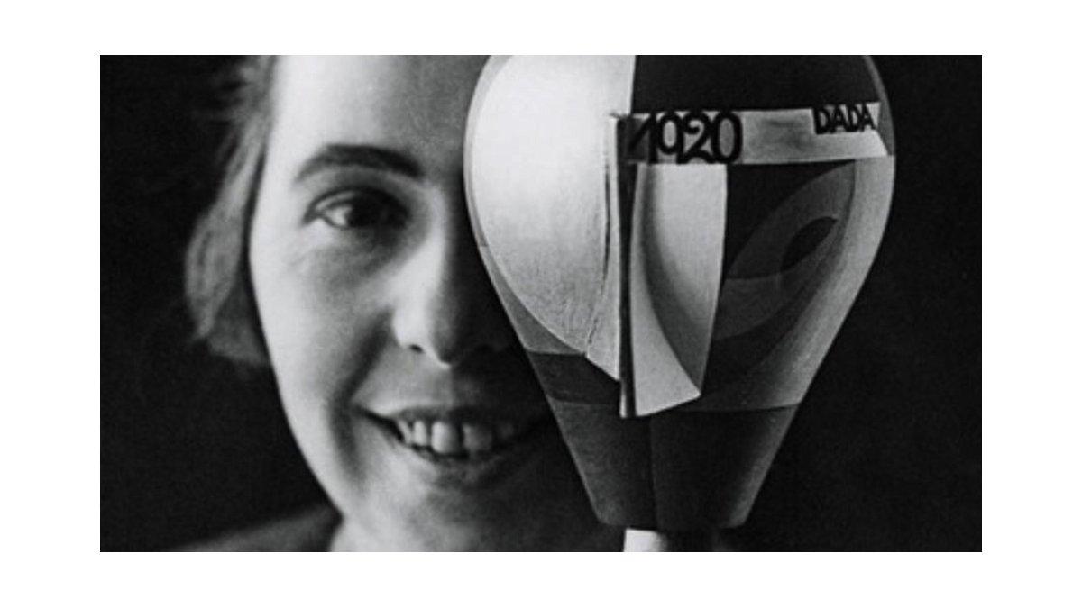 Sophie Taeuber-Arp: más que una dadaísta