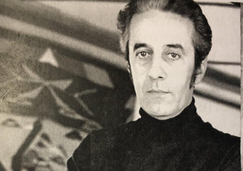César Fernández Moreno, el hijo de Baldomero