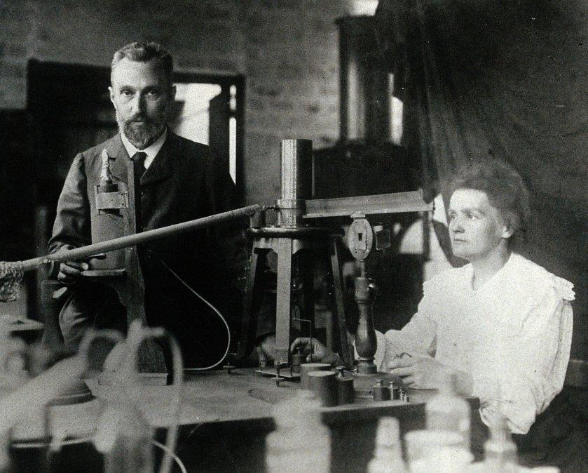 Pierre Curie: El marido de Marie