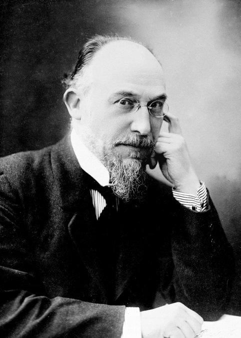 Erik Satie y la ruptura con el romanticismo