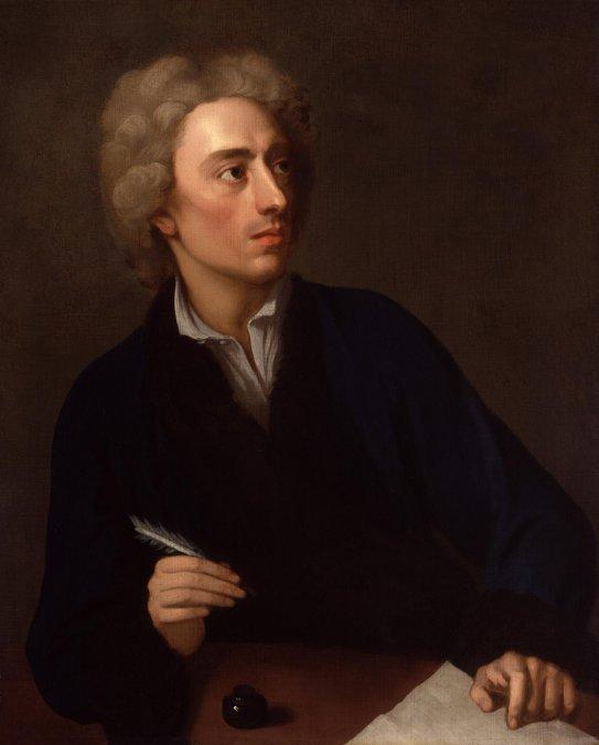 Alexander Pope: El poeta exitoso