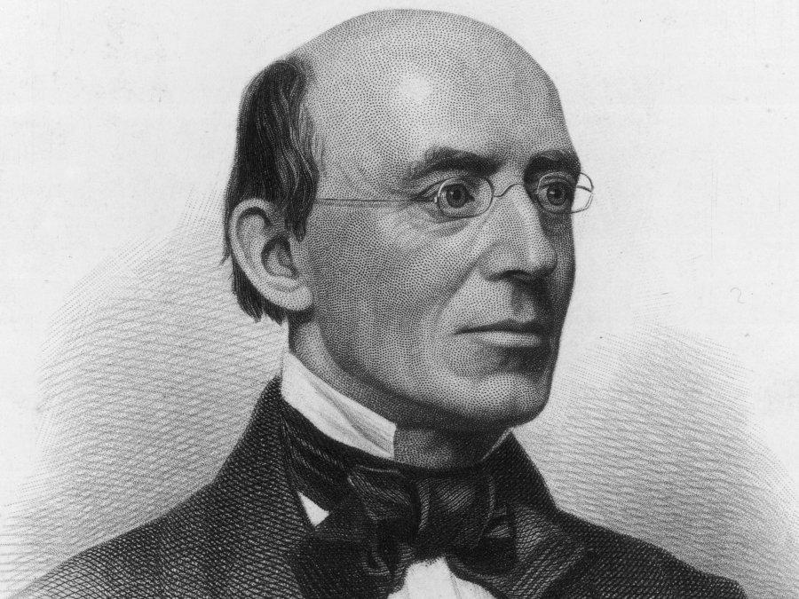 William Lloyd Garrison, el abolicionista que enardeció América