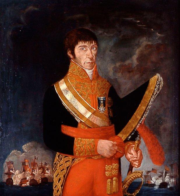 Virrey Cisneros -Baltasar Hidalgo de Cisneros