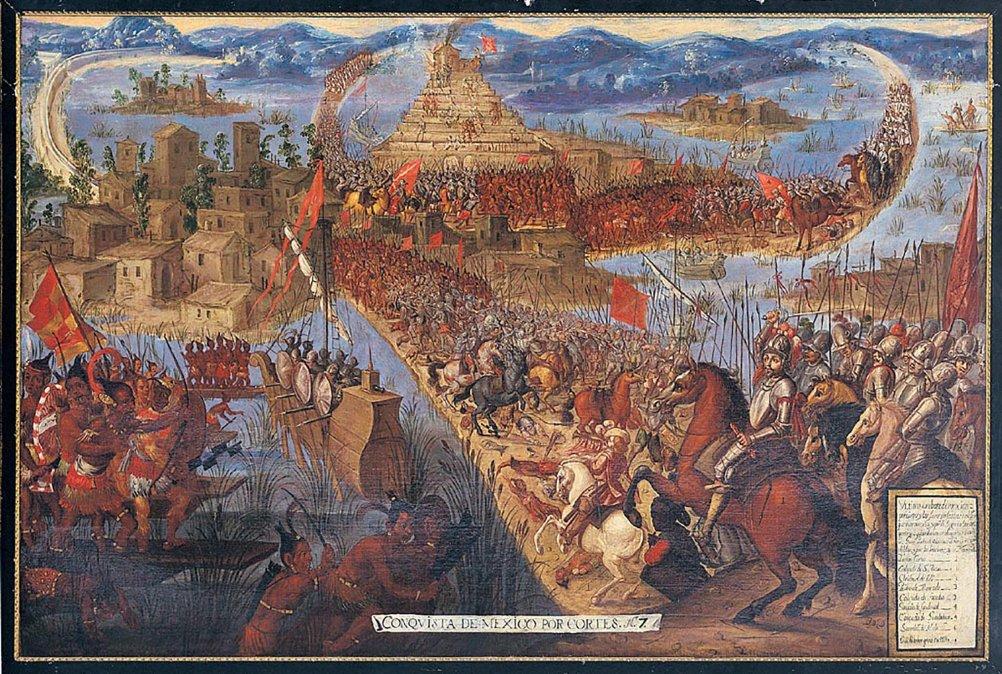 Sitio de Tenochtitlan