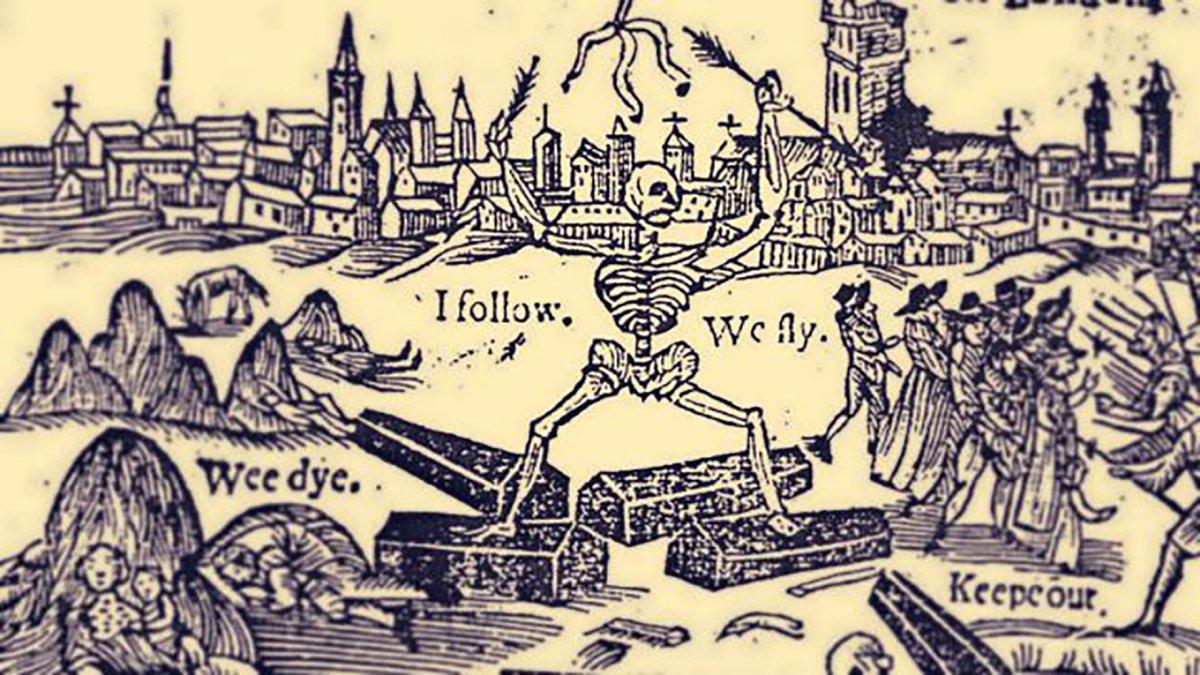 La gran plaga de Londres: distintos tiempos, similares reacciones