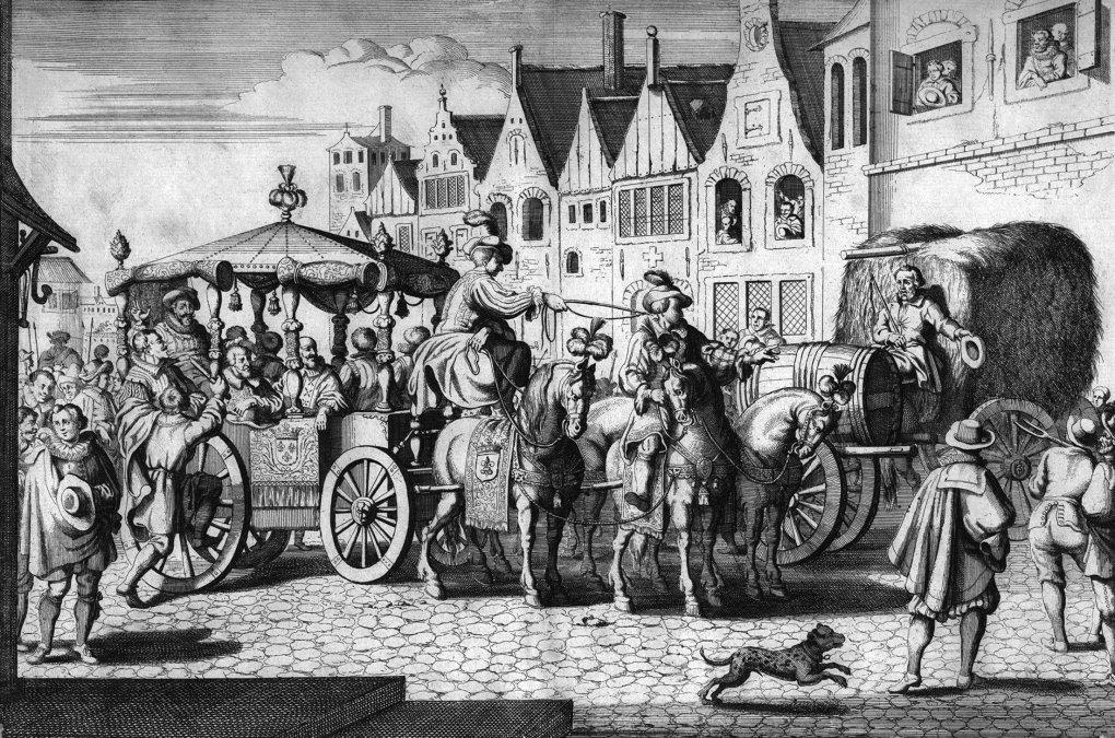 El asesinato de Enrique IV