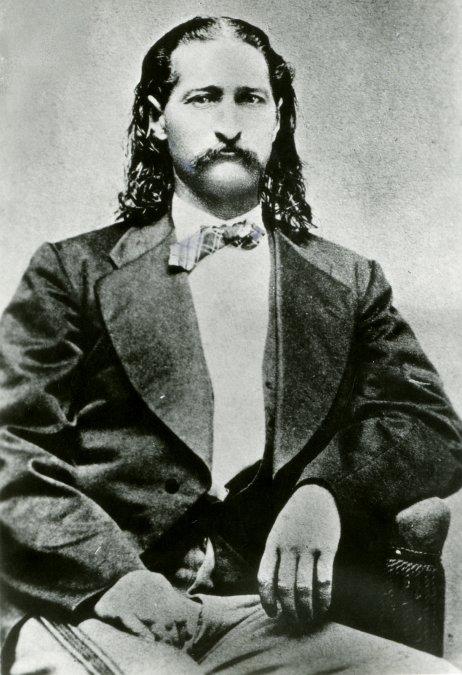Wild Bill Hickok y «la mano del muerto»
