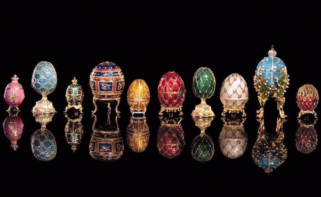 Peter Carl Fabergé: Una historia de huevos
