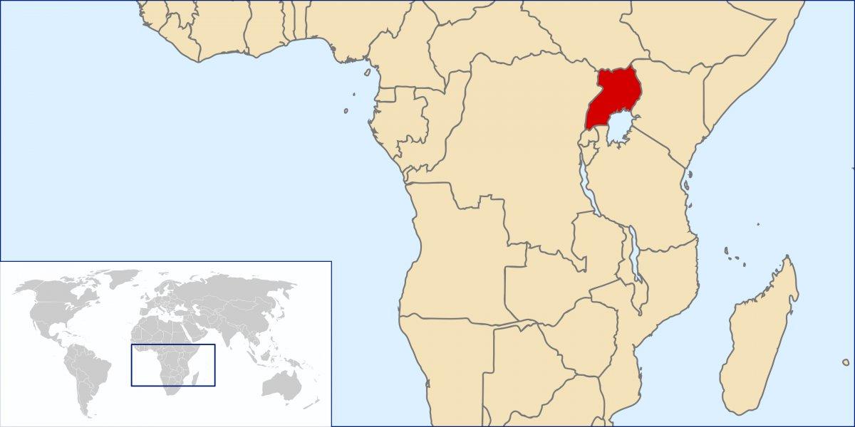 Guerra civil en Uganda