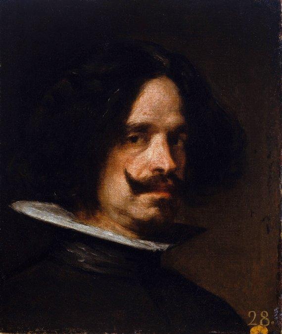 Diego Velázquez, el mejor pintor de España