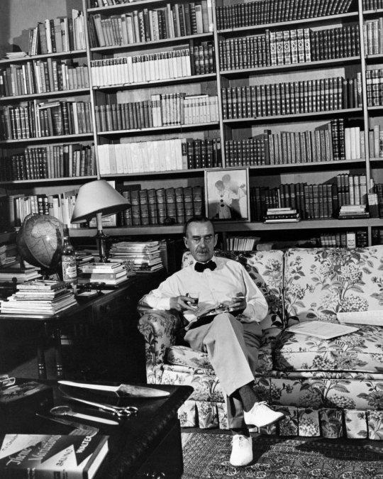 Thomas Mann, el escritor que esquivó el nazismo
