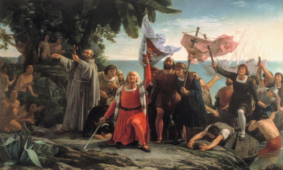Colón y su banda
