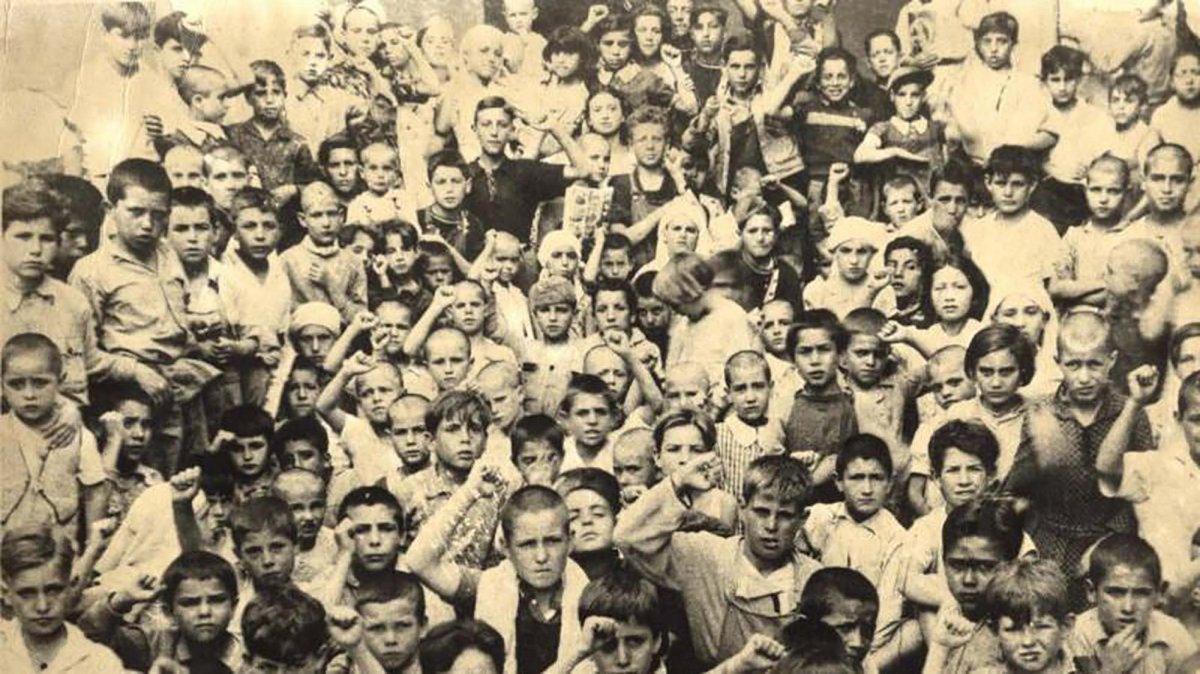 Los niños de Morelia, una historia de supervivencia