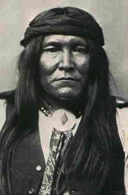 De indios y Cowboys: la muerte de Cochise