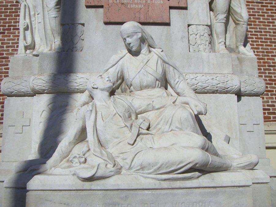 La Nightingale española: La historia de la duquesa Victoria y las damas enfermeras