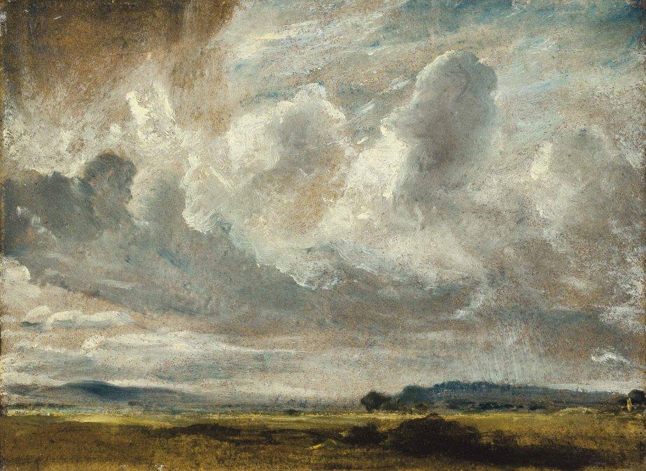 Los paisajes melancólicos de Constable