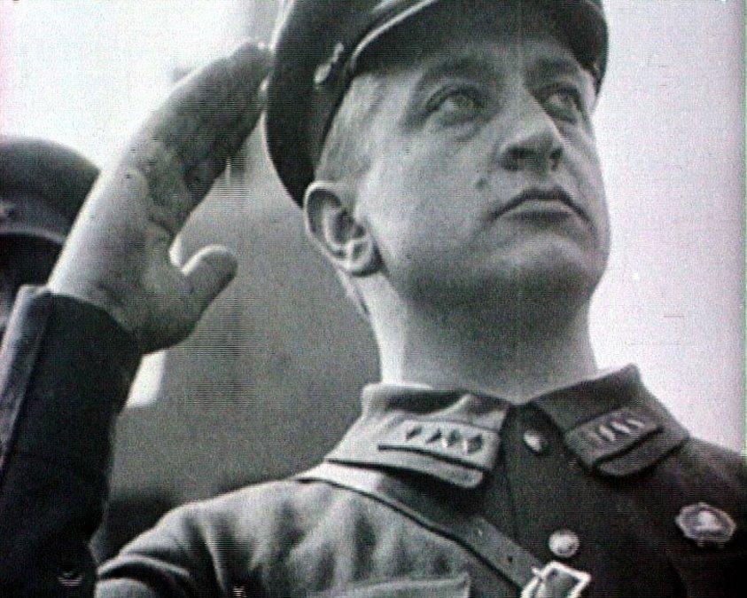 Engañando a Stalin: La muerte de Tujachevski