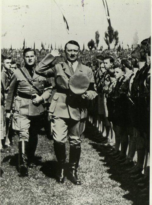 Hitler - Baldur Benedikt von Schirach