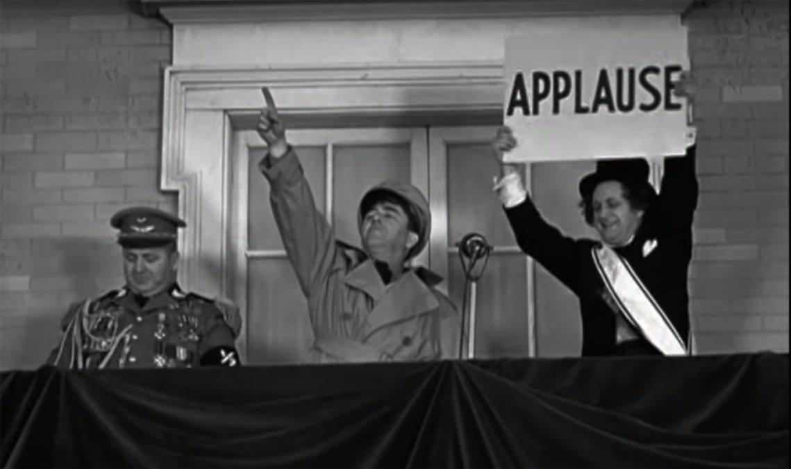 Los Tres Chiflados, los primeros en ridiculizar a Hitler