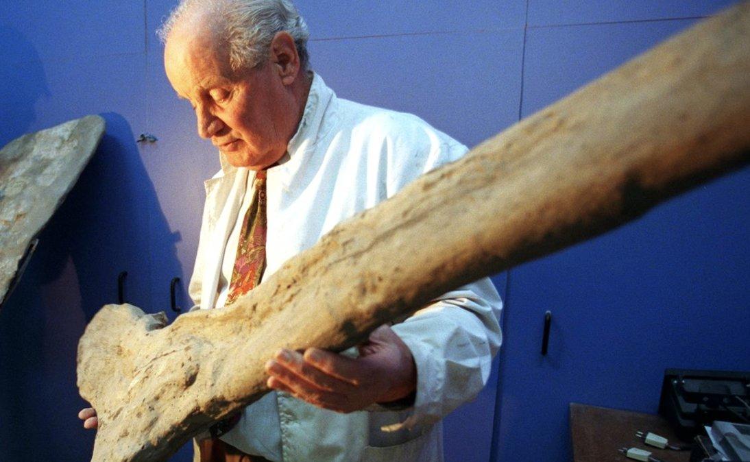 José Fernando Bonaparte: El argentino de los huesos