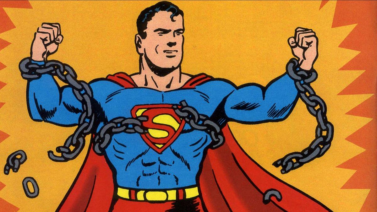 Superman y el inconsciente colectivo