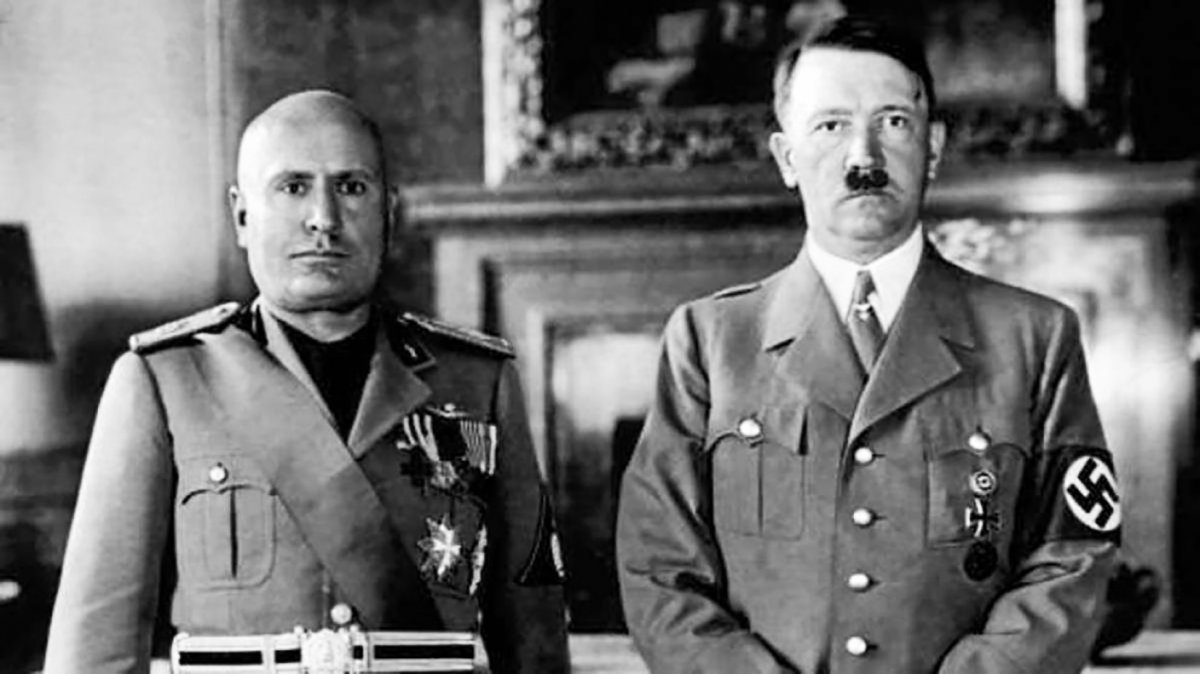 Mussolini, Hitler y la Iglesia