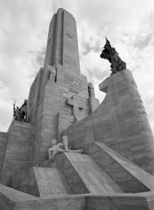 Monumento a la Bandera: 20 de junio