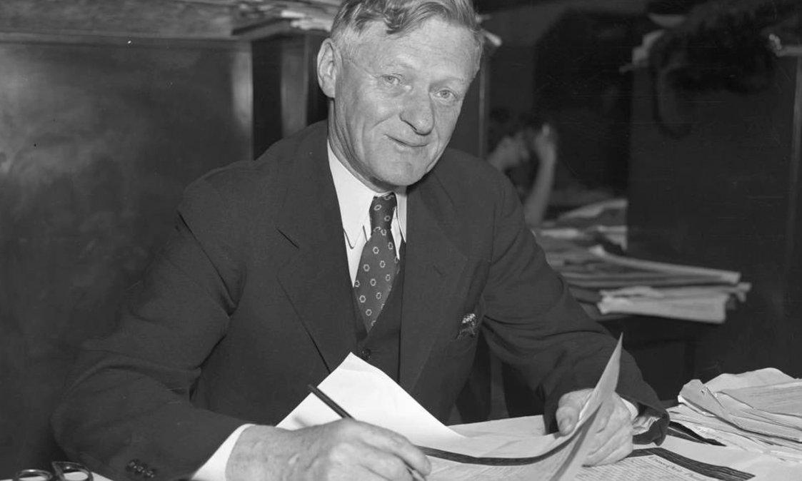 Arthur Wynne, el inventor de los crucigramas
