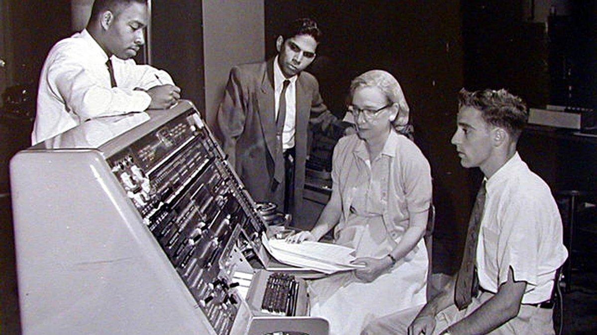 Grace Hopper: La matemática que acercó la programación al mundo