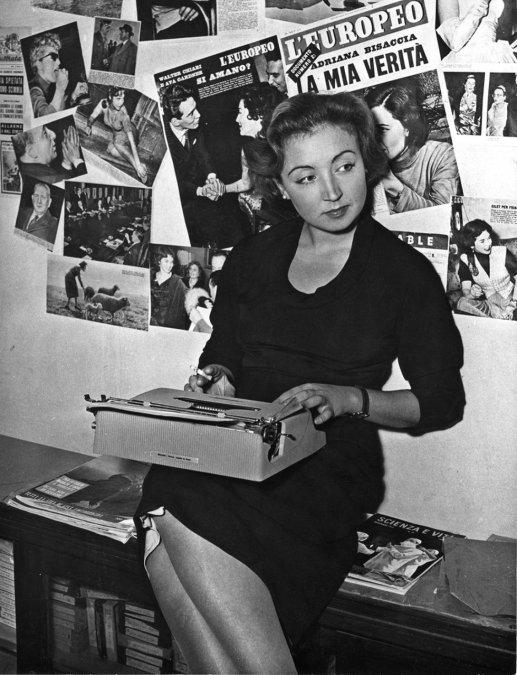 Oriana Fallaci, la reportera insolente
