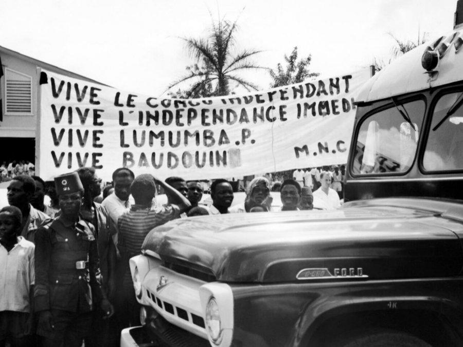 El Congo: la colonia, la independencia, la guerra
