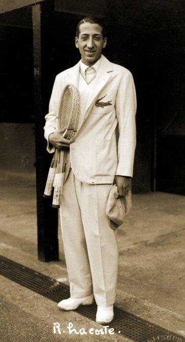 René Lacoste, un hombre polifacético