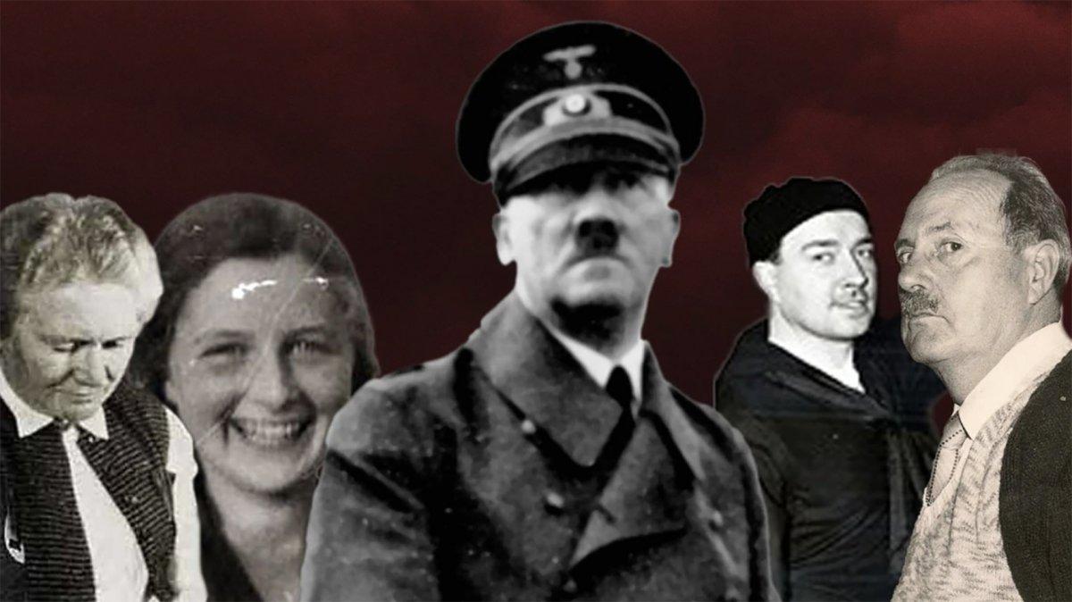 Los familiares de Hitler: de la persecución a evitar la descendencia