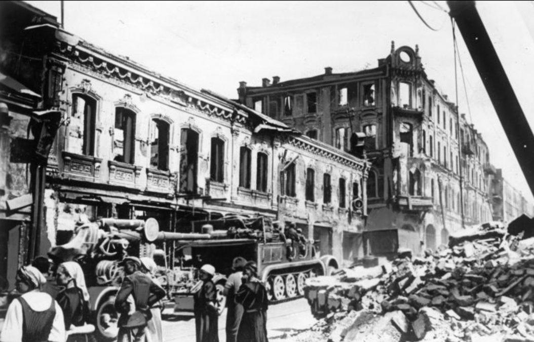 La Blitzkrieg Bialystok-Minsk