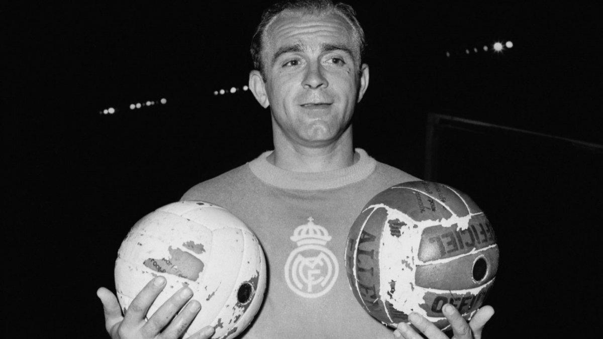 Los 3 días en que el mejor futbolista del mundo, Alfredo Di Stéfano, estuvo secuestrado en Venezuela