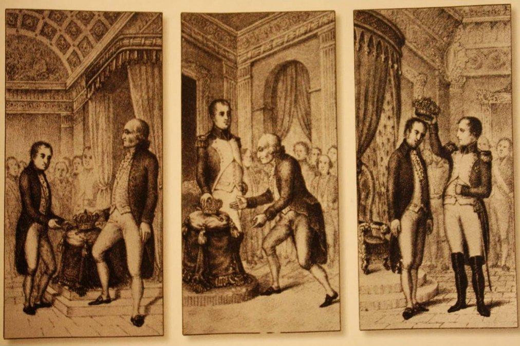 Sucesos de bayona 1808