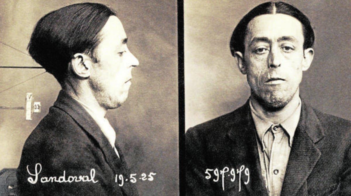Felipe Sandoval, el anarquista traidor