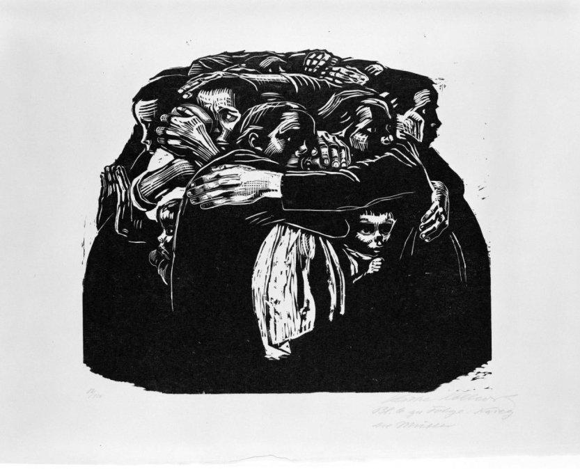 Expresionismo reivindicativo: Käthe Kollwitz (1867-1945)