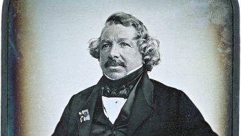 Louis Daguerre, uno de los «padres» de la fotografía