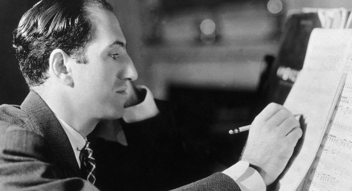 La muerte de George Gershwin