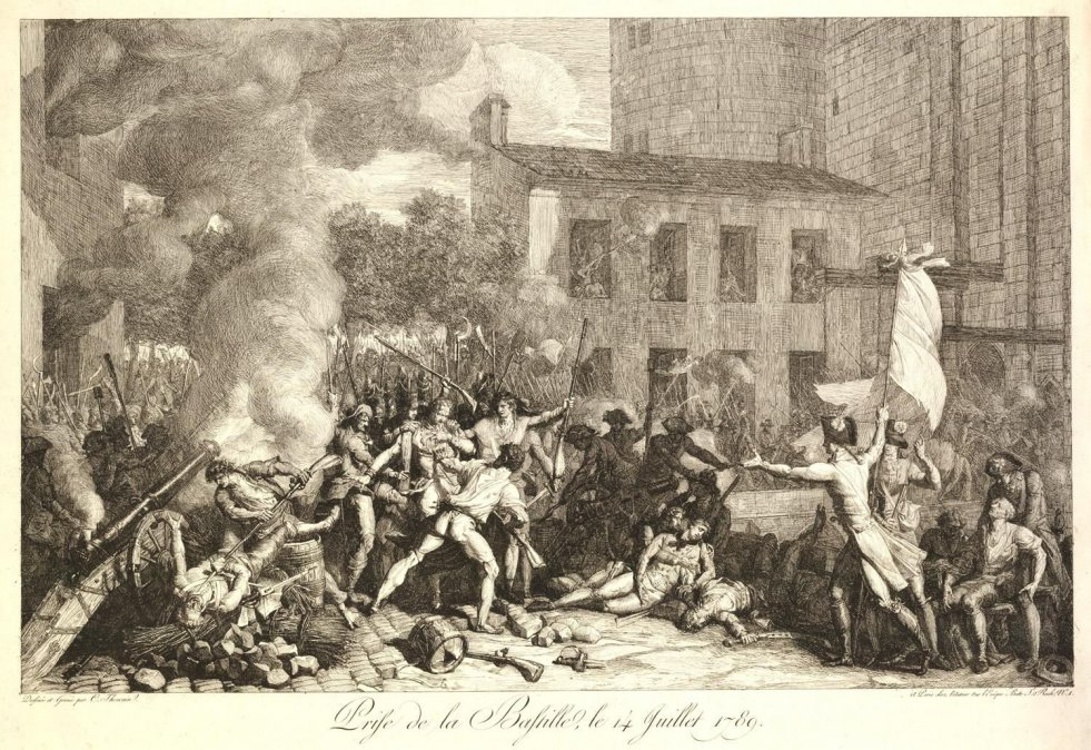 La Revolución francesa y sus excesos