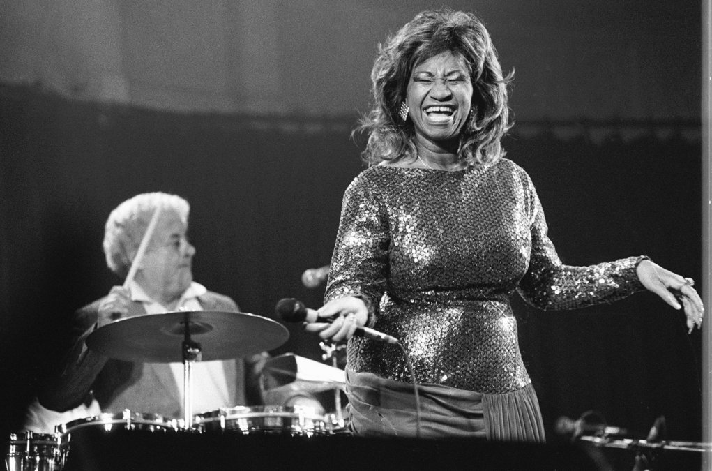 Celia Cruz, la reina de la salsa de Cuba