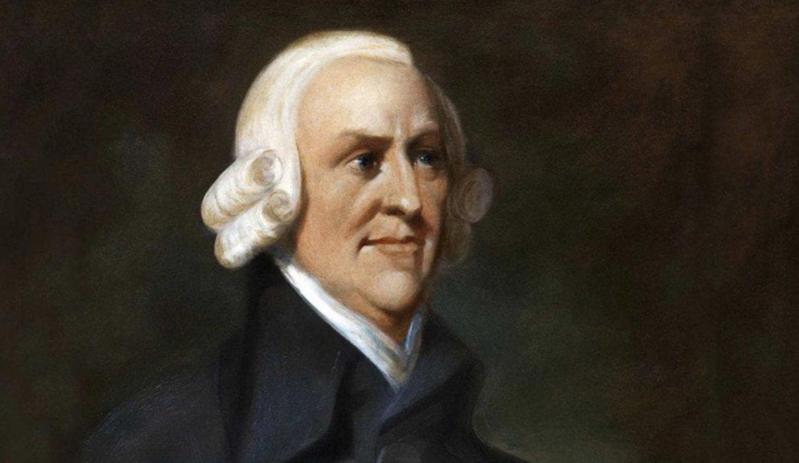 Adam Smith, filósofo antes que economista