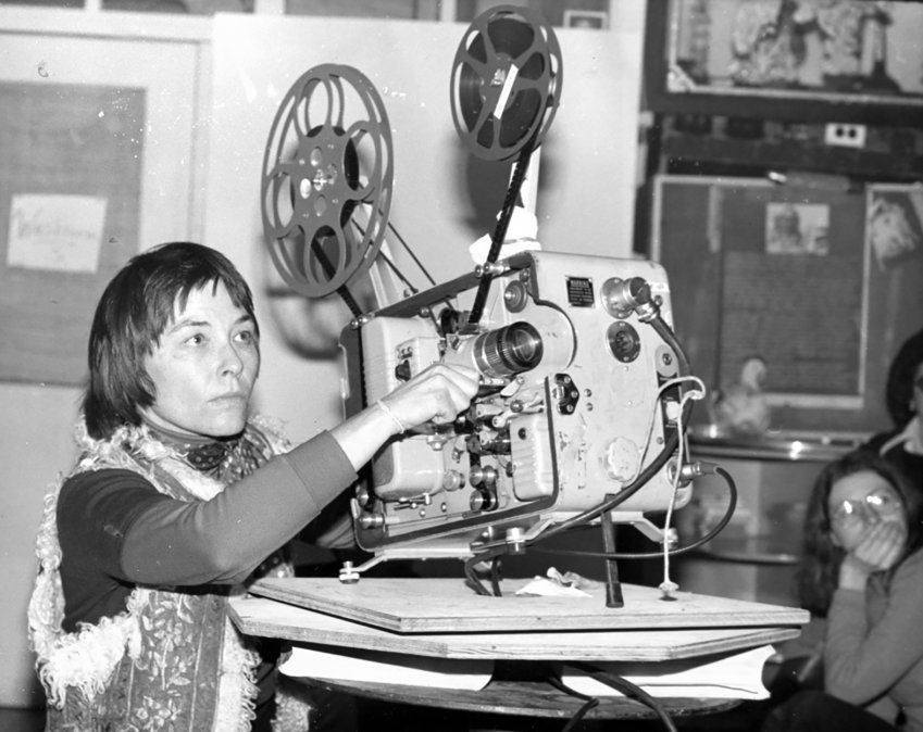 Barbara Hammer: la sáfica cineasta